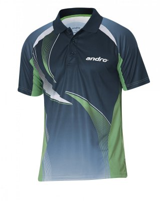 andro-Shirt Kaitos - nightblue/green