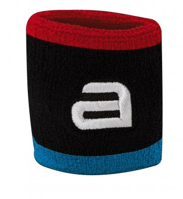 andro® sweat band new alpha 8x8cm - multicolor