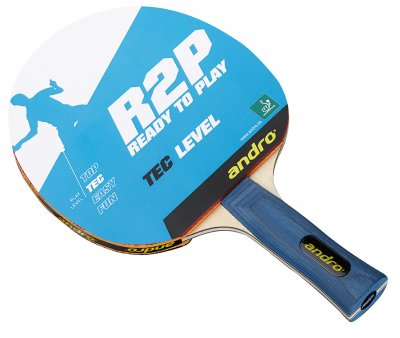andro racket R2P Tec Level