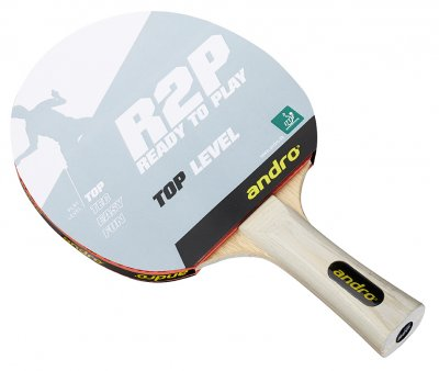 andro racket R2P Top Level